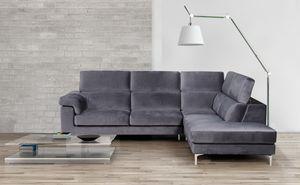 Moana, Sofa mit manuellem Mechanismus