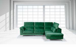 Moana, Sofa mit verstellbarer Kopfstütze