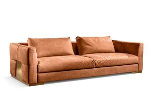 Montecarlo Sofa, Bequemes und elegantes Sofa