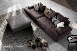 NEW YORK, Sofa mit innovativem Design