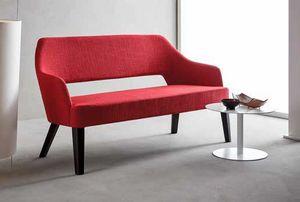 PAMPLONA SOFA, Sofa mit weichen Formen