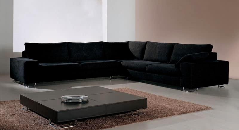 Poker corner, Modulares Sofa mit abnehmbarem Polyurethan, für Hotel