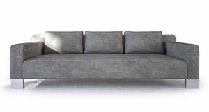 Pollock, Sofa mit zeitgemäßem Design