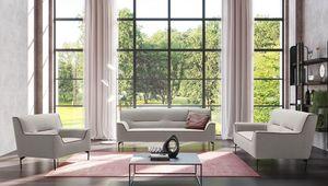 Riviera, Einfaches und elegantes Sofa
