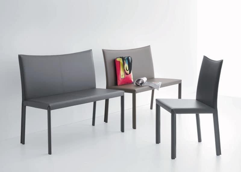 Moderne Zweisitzer, Lineare Sofas, Lineare Zweisitzer ...