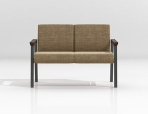 String Bench 2P, Wartezimmer Sofa