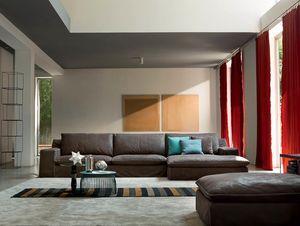Theo, Sofa mit attraktivem Design