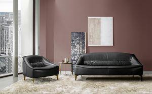 Tosca, Sofa mit umh�llendem Komfort