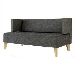 Urban 836S, Gepolstertes Zweisitzer-Sofa