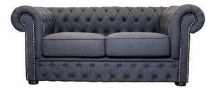 VICTORIA LOUNGE 2, Zweisitzer capitonn� Sofa
