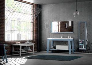 Bath Table 09, Badezimmermöbel, mit einem minimalen Design