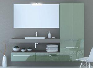 Torana TR 028, Wandschrank für Badezimmer