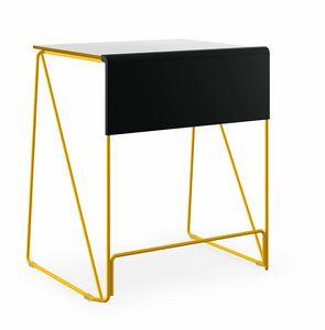 Q3, Einzelplatz-Schreibtisch für Schulungsräume