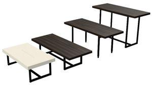 Trans-Pose, Modulare Tabellen für die Vertragsnutzung