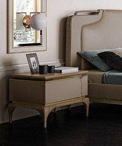 Alexander Art. A86, Nachttisch mit zeitgemäßem Design