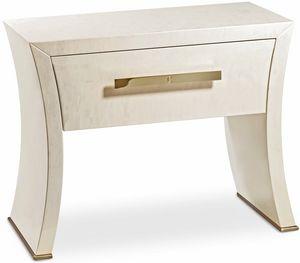 Richard new Nachttisch, Elegante Nachttische im klassischen Design