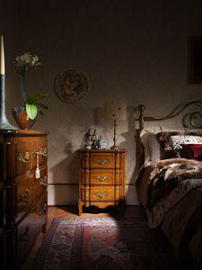 Sare VS.2038, Outlet-Nachttisch im venezianischen Stil