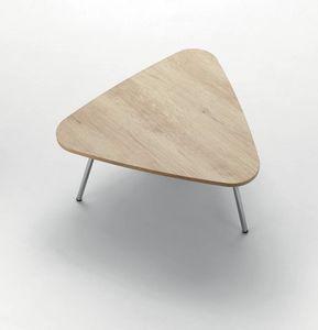 UF 914, Couchtisch mit dreieckiger Platte