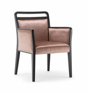 HAVANA DINING CHAIR 020 PO, Bequemer Sessel