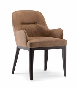 LOTUS ARMCHAIR 063 PO, Sessel ideal für den Vertragsgebrauch