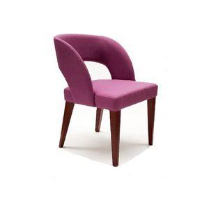 Melody, Sessel mit einhüllendem Design