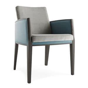 Newport 01831, Komfortables Mehr Sessel ideal für Restaurant, Bar und Hotel