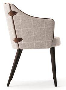 Polly-P, Beständiger Sessel für Restaurants
