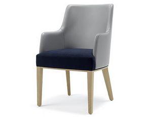 Tina-P1, Gepolsterter Sessel mit anpassbarer Polsterung