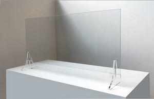 Clearvirus BA/80, Transparente Kristallteiler