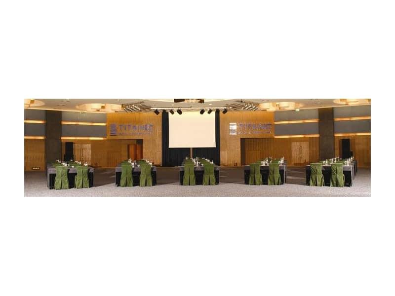 Geneve-Brussels, Tischdecke zugeschnitten für Hotels, Gastronomie und Catering