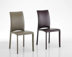 Gourmet, Chair in Leder, erhältlich in verschiedenen Farben, mit und ohne Waffen