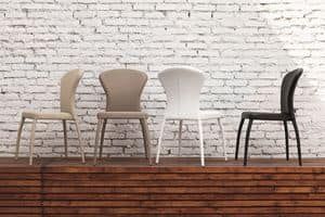 MONACO SE605, Moderne Sessel für die Gaststätten und Bars