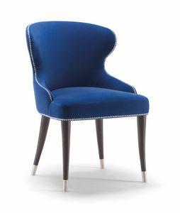 CAMELIA CHAIR 051 PO, Stuhl für Restaurants und Hotels