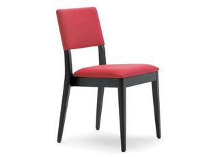 Lexi-PI, Stapelbarer Stuhl aus Holz
