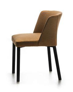 Virginia 4L, Stuhl solide und weich, im wesentlichen Stil gemacht