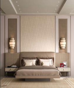 Cocoon Art. C301, Anspruchsvolles Designbett