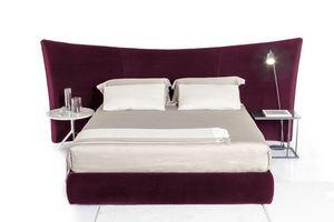 Janis, Imposantes und luxuriöses Polsterbett