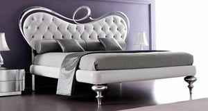 Romeo Art. 945, Bett mit elegantem und raffiniertem Design