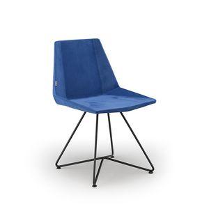 Glim-X, Stuhl mit geometrischen Linien