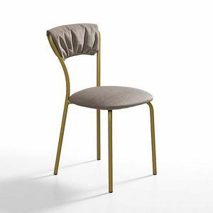Lily, Romantischer und eleganter Stuhl