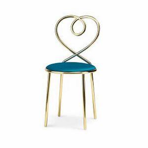 Love Chair, Stuhl mit herzförmiger Rückenlehne