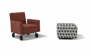 QQ, Hocker Cabrio in einen Sessel