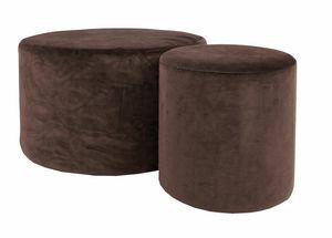 Art. NS0004 - NS0009, Hocker mit rundem Sitz