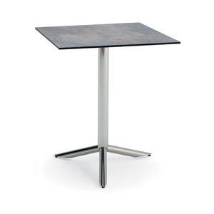 Vortice Q, Tisch für Vertragsgebrauch, quadratische Oberseite
