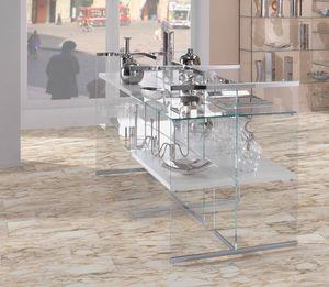 Glassystem COM/GS7, Expositive Vitrine für Geschäfte