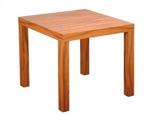 Silva 905, Robuster quadratischer Tisch für Restaurant