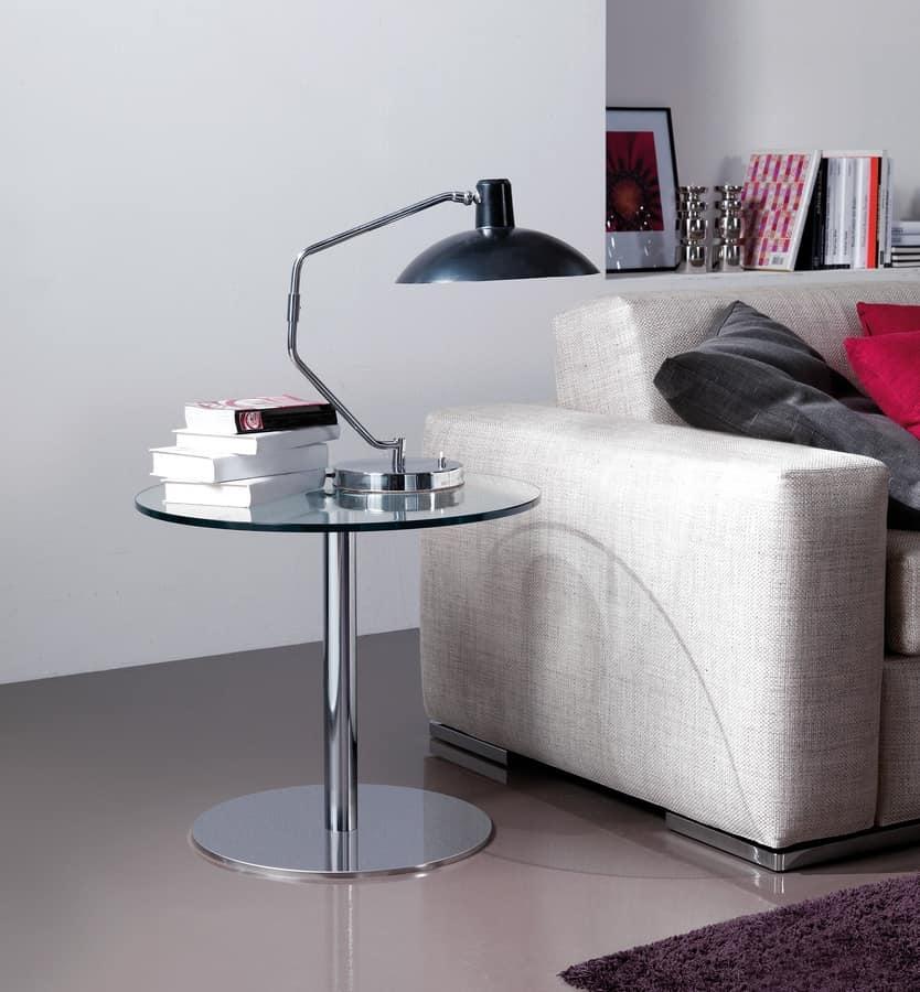 Jolly, Moderne Tische mit Laminatplatte, für Hotels