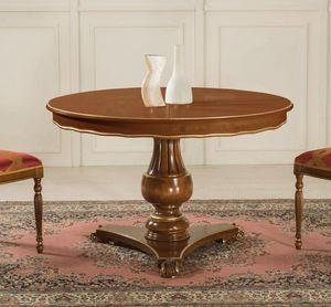 Art. 3508, Ausziehbarer runder Tisch