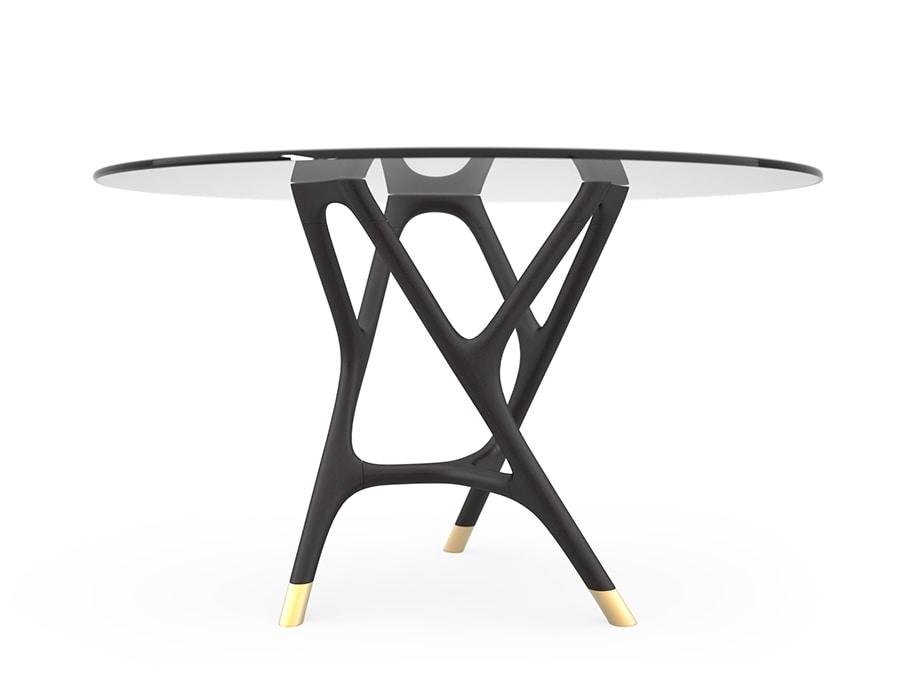 Joyce 5705/F, Tisch mit künstlerischer Basis