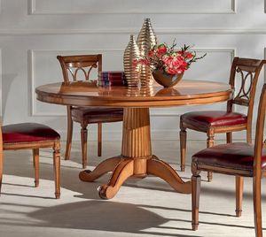 Spinapesce runder Tisch, Runder Esstisch